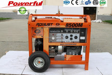 hot sale 7.5kw gasoline generator for Syria