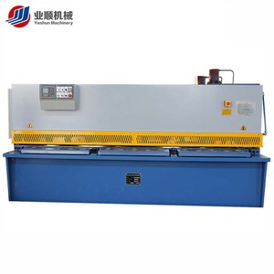 CNC hydraulic sheet shearing machine&guillotine machine &cutting machine