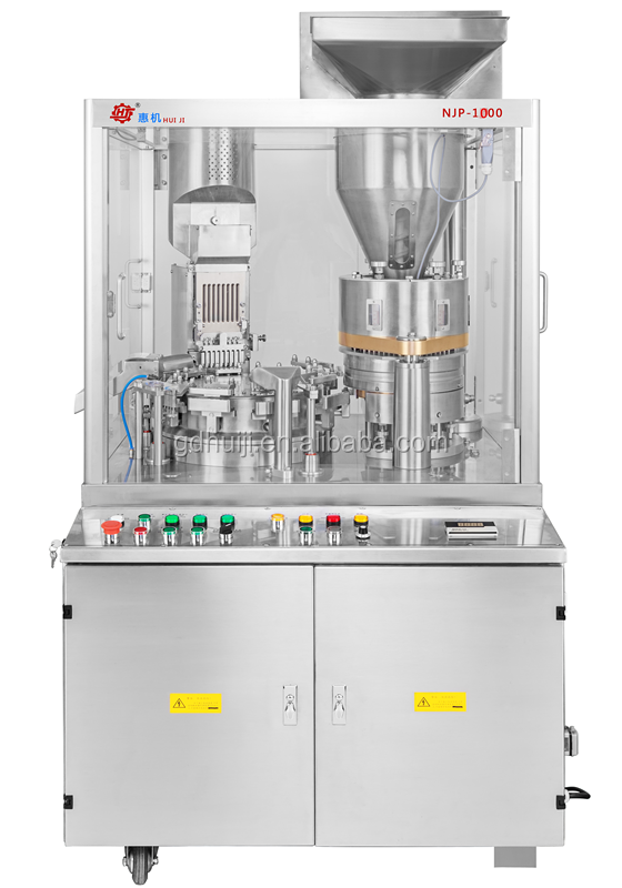 NJP1000 Automatic Capsule Filling Machine Gelatin Capsule Encapsulation machine capsule filling machine liquid