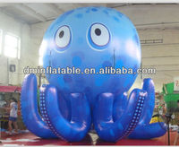 New giant decoration inflatable octopus for sale