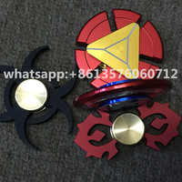 Metal Fidget Spinner Hand Toy EDC