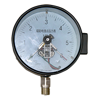 YXC-150 Magnetic Electric Contact Pressure Gauge
