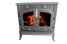 Industrial Wood Burning Stoves