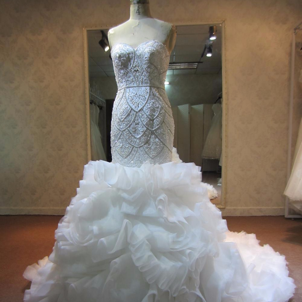 Wholesale wedding dresses lace sweetheart - Online Buy Best wedding ...