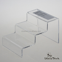 Advertising company seeking suppliers acrylic perfume display stand ST-SCARCB-01