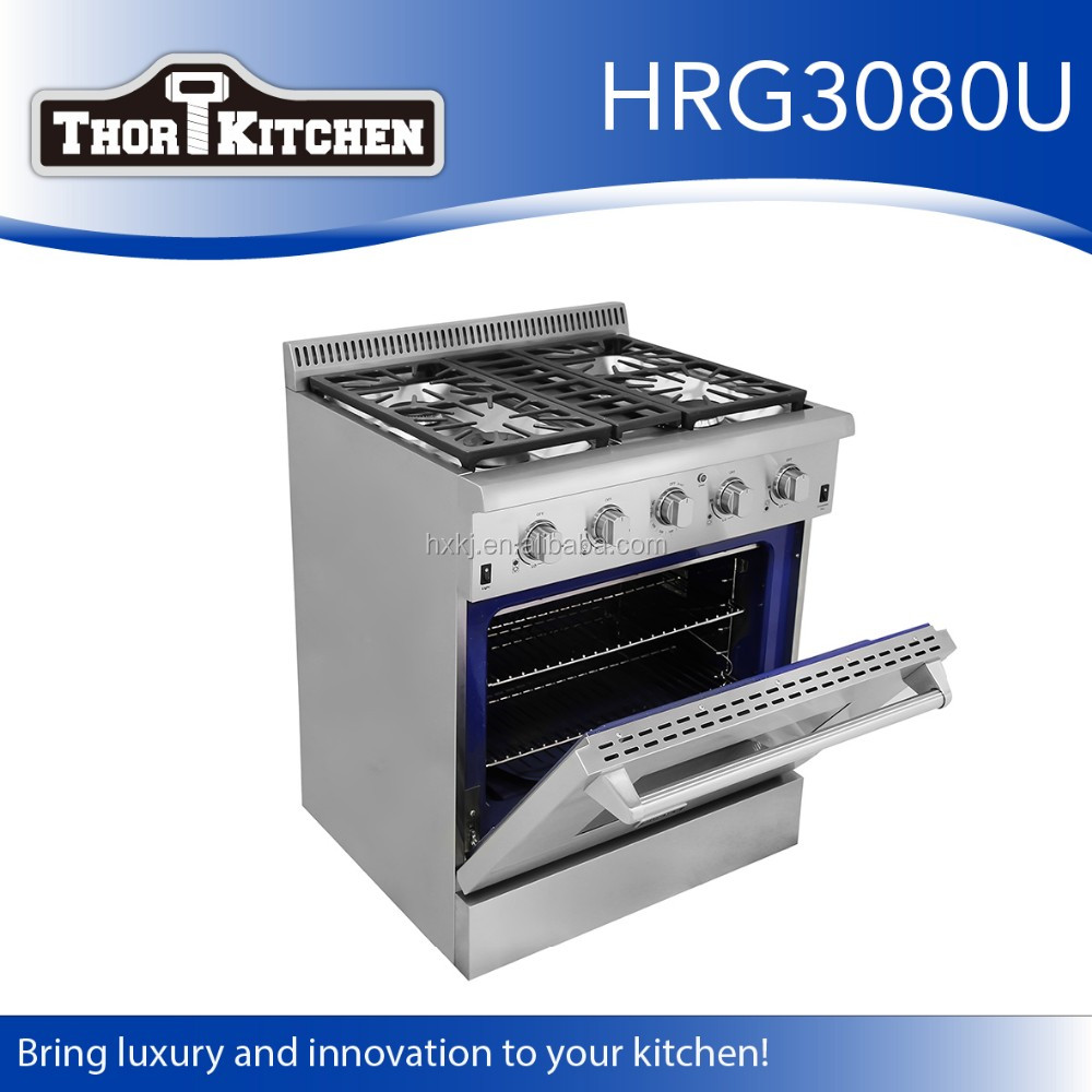 Wholesale used appliances professional gas range reviews