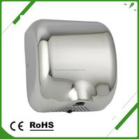 Washroom jet air towel hand dryer