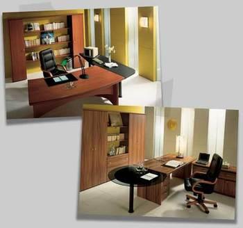 Innovative  Performance L Desk Amp Hutch Bundle 71quot W  36998