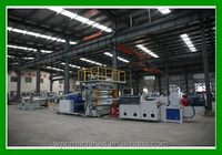 PVC Laminated Marble Profile Extrusion Line