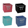On Sale Cube Storage Bins Fabric Organizing Contaniers