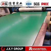JIS prepainted colored roofing steel sheets from shandong