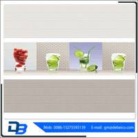 3d new design kitchen and bathroom wall tile