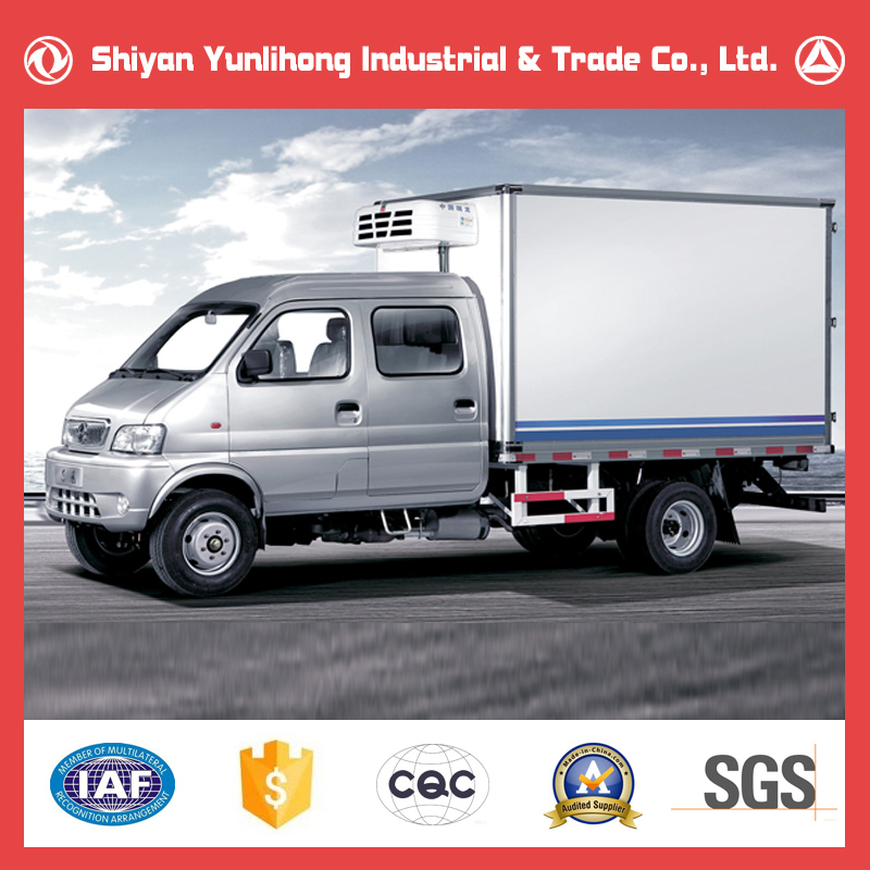 Dongfeng 4x2 DFD5031 2 Ton Freezer Refrigerated Truck