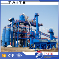 Bituminous concrete mixing stirrer