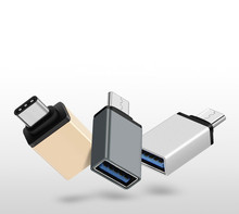 Type C to USB Adapter USB 3.0 Super Speed 10Gbps OTG Converter