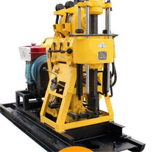 Cheap Price HZ-200YY Hydraulic Portable 200m Water Well Drilling Rig Machine
