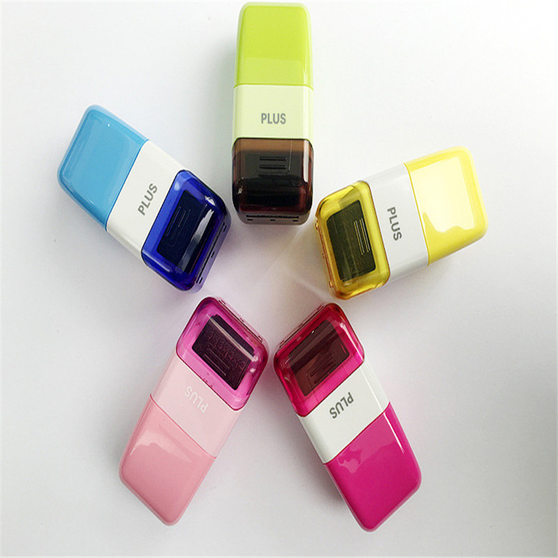 Seal Roller Self Inking Stock Stamp Guard Your ID Confidentiality Code Confidential Seal Identity Theft Protection Stamp