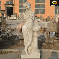 granite stone and marble stone sexy statues