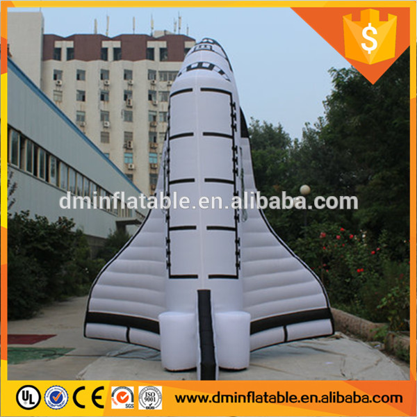 CE standard spacecraft inflatable arch
