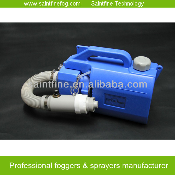 electric mist sprayer disinfectant fogging machine