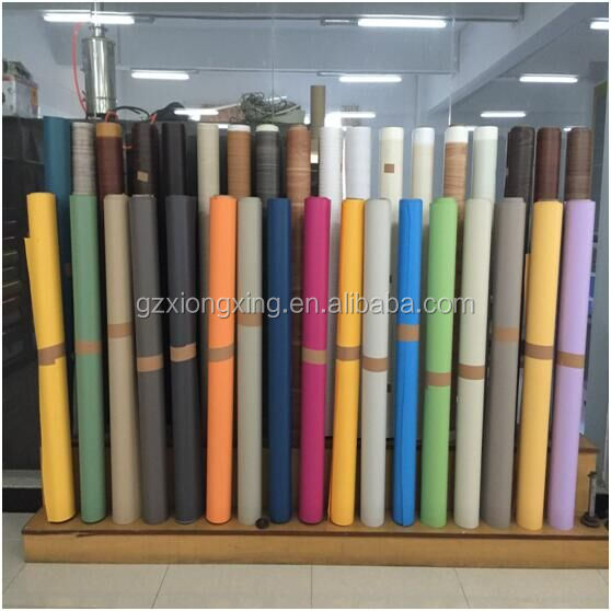 2016 Interzum Fair --- Xiongxing PVC Sheet For Interior Decoration
