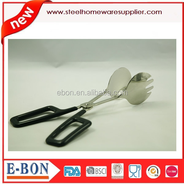 2015 New Products Stainless steel BBQ grill tongs