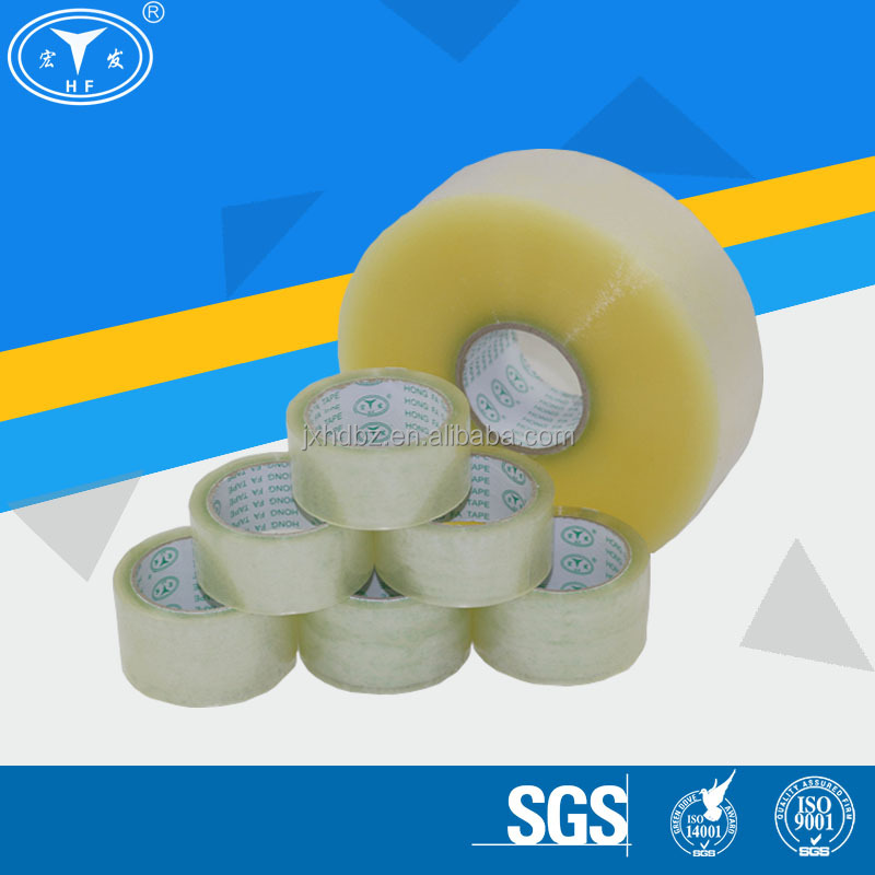 BOPP Packing Tape for Carton Sealing/Gift Packaging /OPP Adhesive Tape blue films
