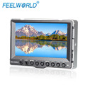 "HD SDI Field 1080p LCD On DSLR Camera multifunction professional broadcast display 350cd/m brightness 5"" field monitor"