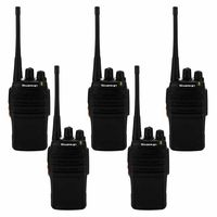 Cheap price two way radio walkie talkie for referee with 1200mah Li-ion Battery