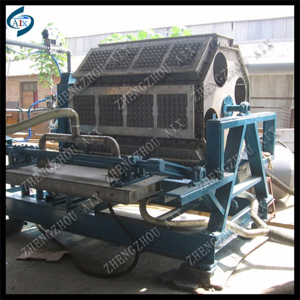 Best selling paper egg tray making machine/egg tray production line for paper egg tray plant