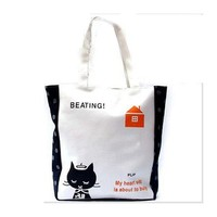 reusable canvas tote bags promotion , Cotton Bags Design