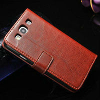 best quality original fashion credit card holder case for samsung galaxy s3