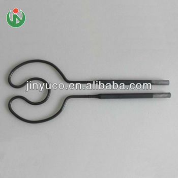 Industrial heater thermoelectric generator molybdenum disilicide mosi2 heating elements