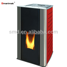 smartmak 2015 hot sale Modern Biomass Wood Pellet Stove
