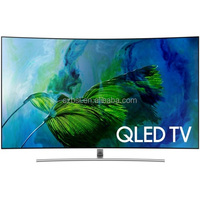 "Cheap television QN75Q8CAMFXZA 75"" UHD 4K HDR Curved QLED Smart HDTV (2017 Model)"