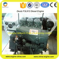 Deutz F3l912 F2l912 air cooled vertical diesel engine