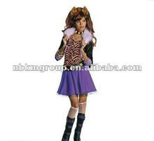 2012 Girl's Fashion Party Costume