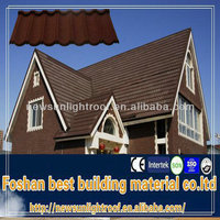 high quality roof paint/cheap building materials/roof material sheet