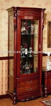 antique french style living room wine cabinet B46105