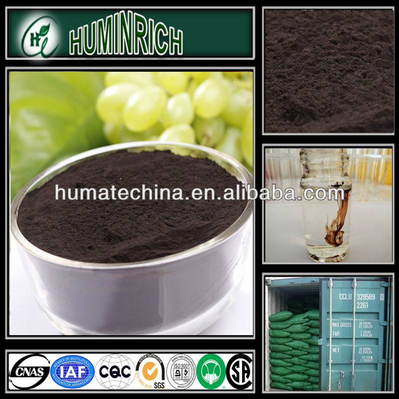 Huminrich Shenyang Humate Iron Chelated Micronutrient Fertilizer