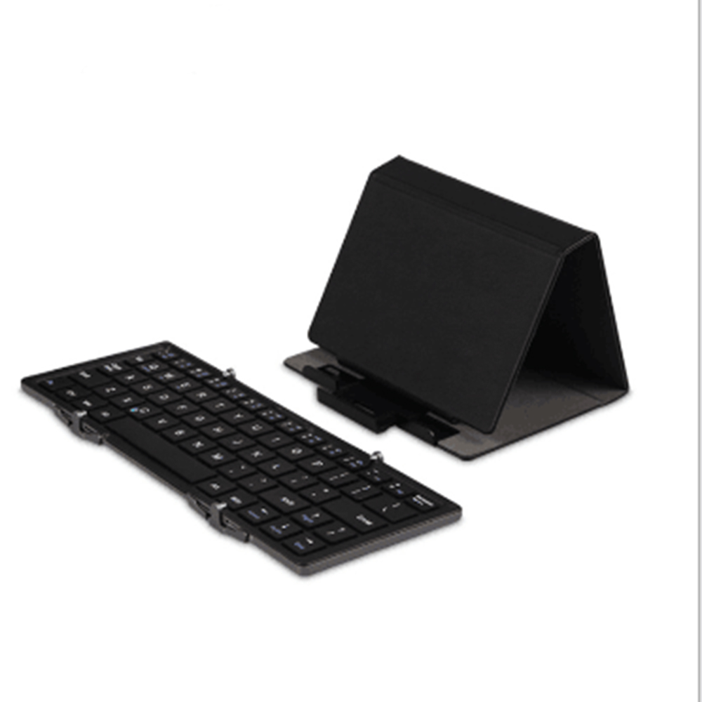 General three fold bluetooth keyboard wireless portable keyboard
