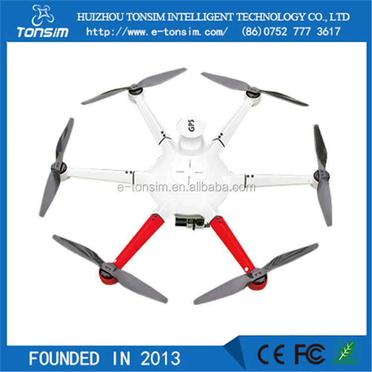 Tonsim Mini Drone with HD Camera 6 Axis Brushless Gimble Quadcopter Frame