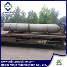 industrial Stainless Steel drum rotary dryer for sugar crystalline