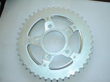 Motorcycle part,good quality sprocket ,china manufacture
