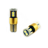 Led Lighting Car Auto LED Tuning lights Car Led Backup Lamp w5w 195 168 T10 3030 SMD 6LEDS t10 led bulbs lights lamps lighting