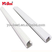 PVC U channel profile plastic U strip U channel