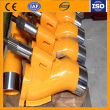 OEM support good price concrete pump s pipe, s vavle, s tube for Sermac pump