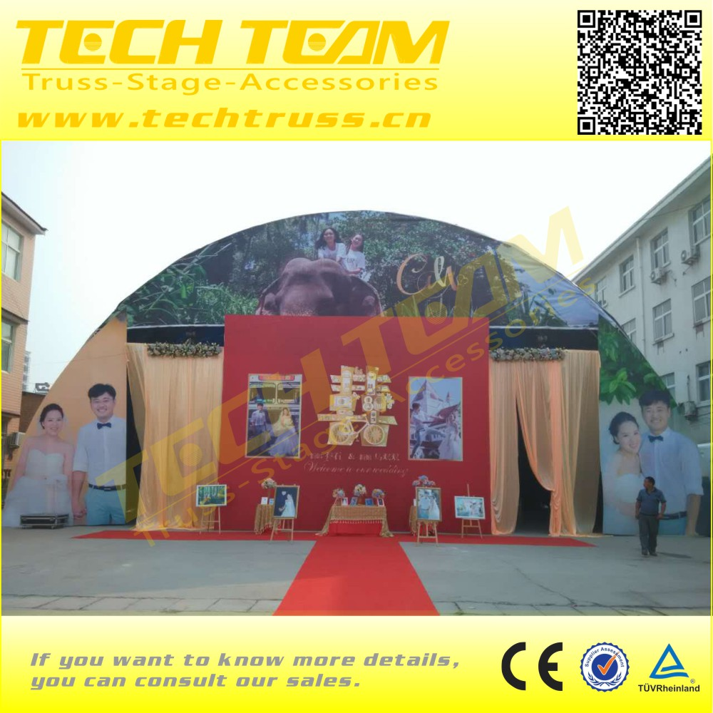High Quality Trusses And stage Tents