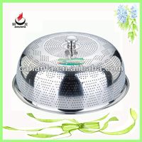 Table Tool/Kitchen Tool Common Cover Good Quality& Competitive Price Stainless Steel Food Lid/ Food Cover