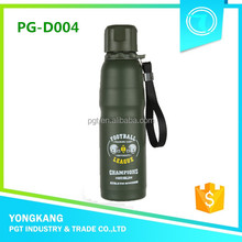 Hot PG-D004 sport shaker bottle water bottle stainless steel thermostat for kettle printing cup tumbler cups